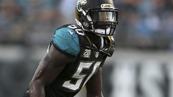 Telvin Smith is becoming a top-notch linebacker for the Jaguars