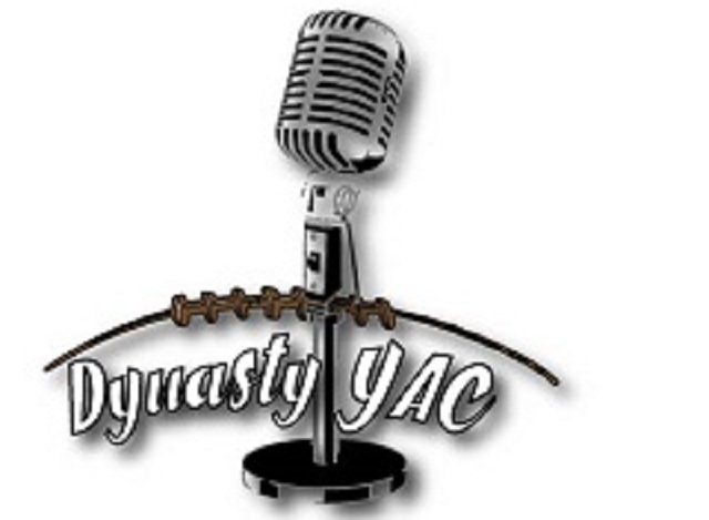 Dynasty, Dynasty YAC, Podcast, NFL, Fantasy Football, Yahoo, ESPN, iTunes, Podbean, Sports, Football, NFL, AFC, NFC,