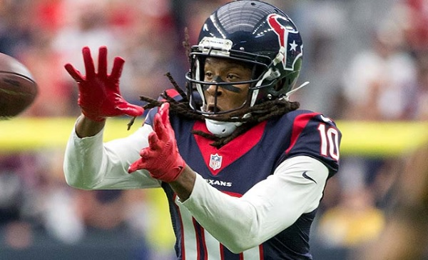 Deandre hopkins, Ranks, WR, WR ranks, Week 2, Week 2 WR, week 2 WR ranks, rankings, fantasy football, fantasy, football, NFL, ESPN, Yahoo, CBS, MFL, NFL Ranks, WR ranks, wr rankings, Antonio Brown, Keelan Cole, ODB, OBJ, DAL,
